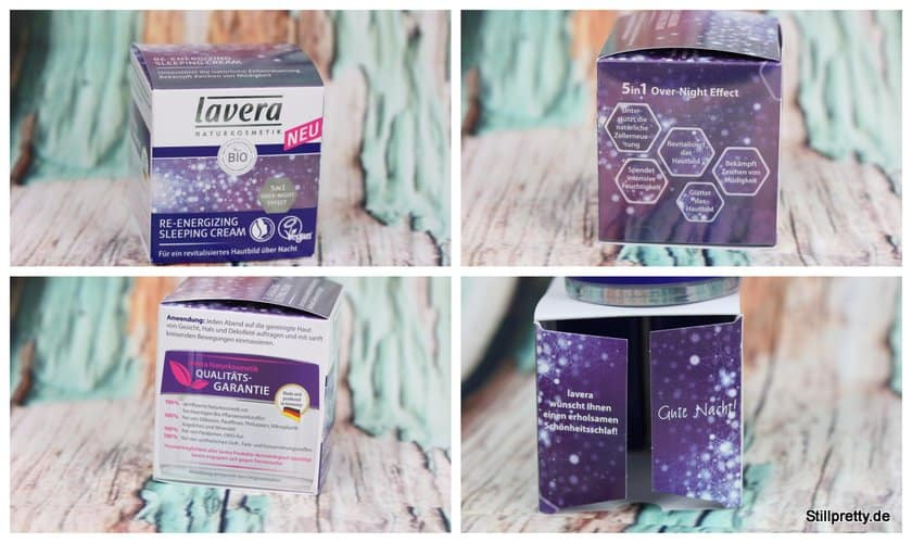 1-lavera sleeping cream