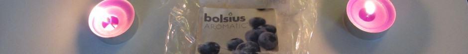 Bolsius Aromativ Teelichter Blueberry - myrtille