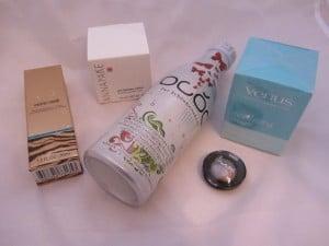 Alle Produkte der Douglas Box-of-Beauty Januar 2012