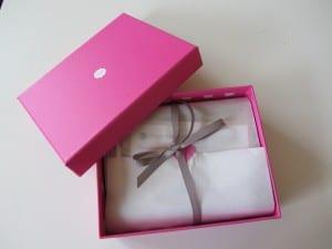 Glossy Box Januar 2012 - die Valentinsbox