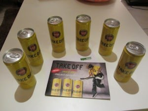 Testpaket Take Off Energy Drink Tropic Mix