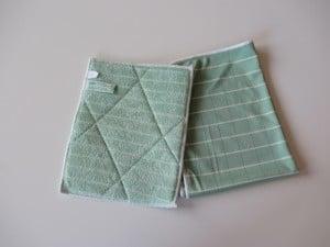 Produkttest Bambus-Kristall-Set von Aqua Clean