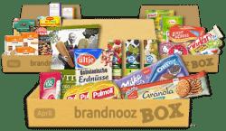 Produkte testen mit der Brandnooz Box