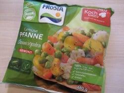 Frosta Gemüsepfanne Sommergemüse