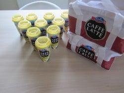 Testpaket Emmi Caffe Latte Vanilla
