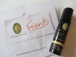 Willkommensgeschenk von Primavera Friends