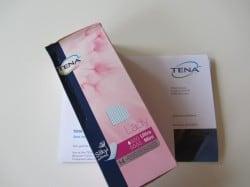 Testprodukt Tena Lady Ultra Mini