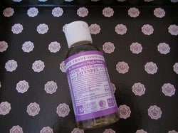 Dr. Bronner´s Liquid Soap