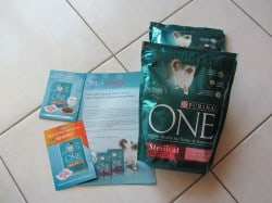 Testpaket Purina One