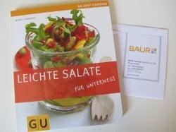 Baur Salat Voting auf Facebook