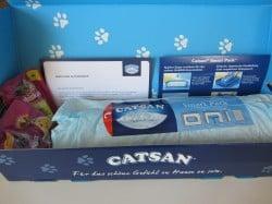 Catsan - 30 Jahre Gewinnspiel