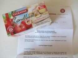 Teekanne Tealounge auf Facebook