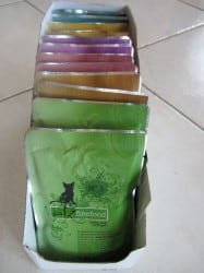 Produkttest Catz Finefood Katzenfutter im Spender