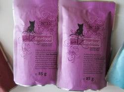 Produkttest Catz Finefood Katzenfutter