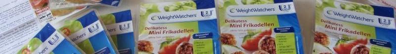 Produkttest Weight Watchers Wurstwaren Salami und Frikadellen