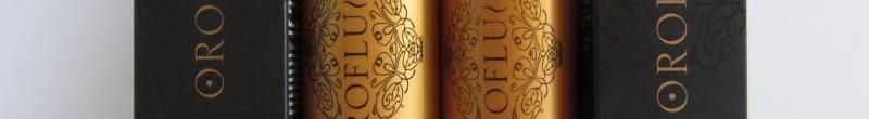 Produkttest Orofluido Shampoo und Conditioner