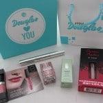 Das ist meine Produktauswahl bei der Douglas Box of Beauty Mai