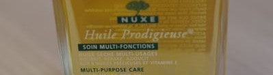 Produkttest Nuxe Huile Prodigieuse
