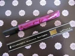 Sheer Lipgloss von Illamasqua
