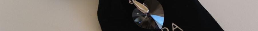 Produkttest Liora Kristall Herz-Halskette / Real Treuepunkte-Aktion
