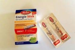 DM Produkttest Abtei Energie Stick