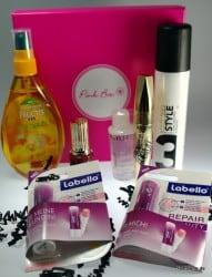 Pink Box Juni 2012 - die Testbiene packt aus