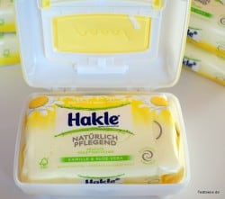Produkttest Hakle Feucht Kamille und Aloe Vera