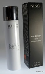 Kiko Nail Polish Fixer