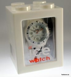 Produkttest Ice Watch Classic Small Solid weiss