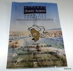 Mineral Beauty System Dead Sea Schlammmaske