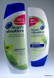 Head&Shoulders Apple Fresh Shampoo und Spülung