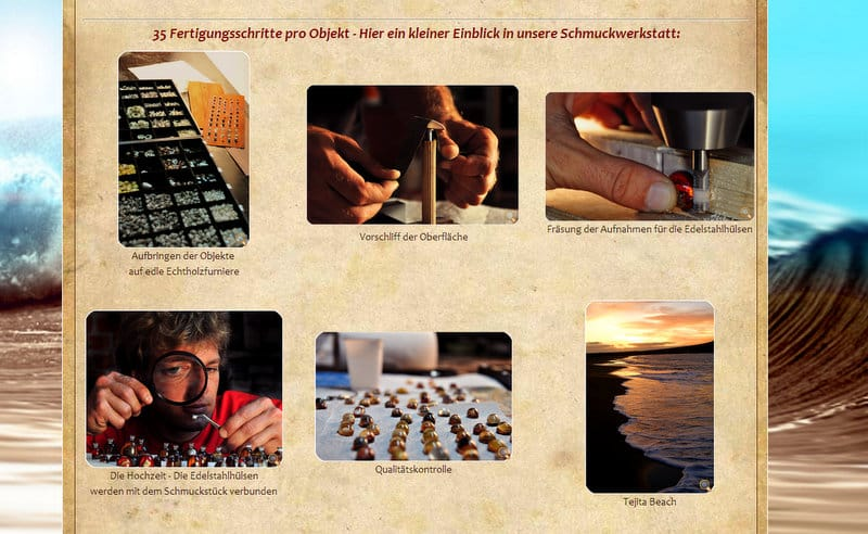 Produkttest Tejita - Schmuck aus Teneriffa