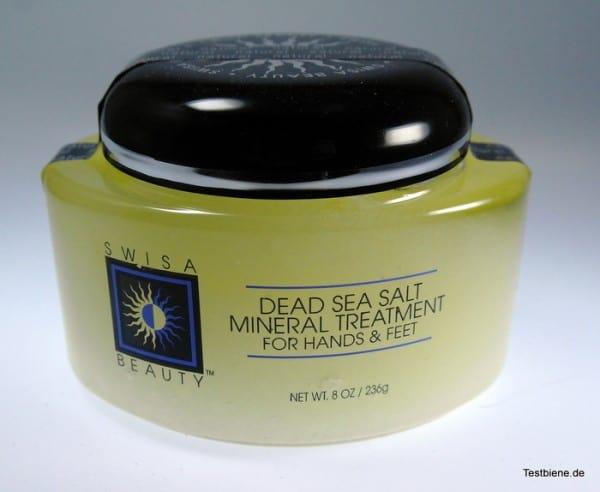 Swisa Beauty Dead Sea Mineral Treatment
