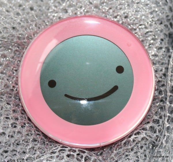 Trinkuhr Smiley