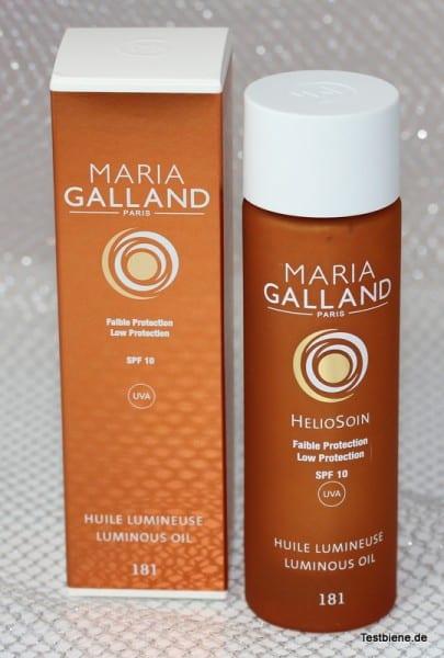 Maria Galland Huile Lumineuse (50ml / 35 Euro)