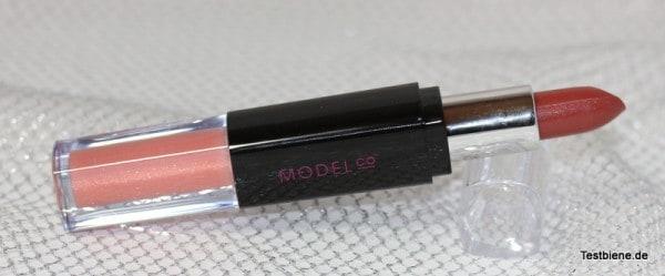Model Co Lip Duo (3,5g + 5ml / 30 Euro)