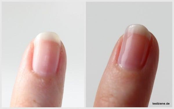 Douglas nailshandsfeet Just white silky nail whitener (9ml/9,95€)