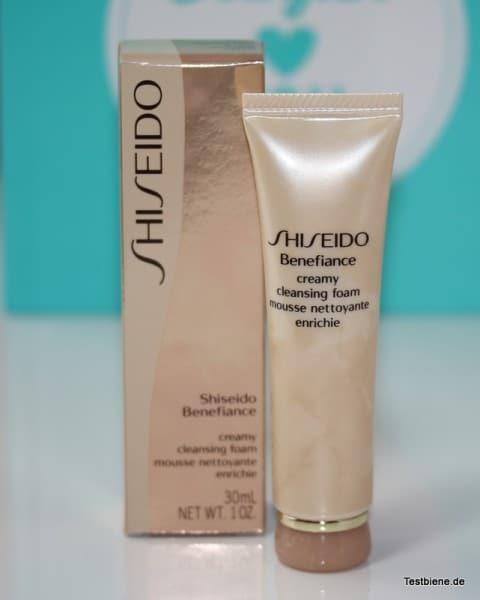 Shiseido Reinigungsschaum