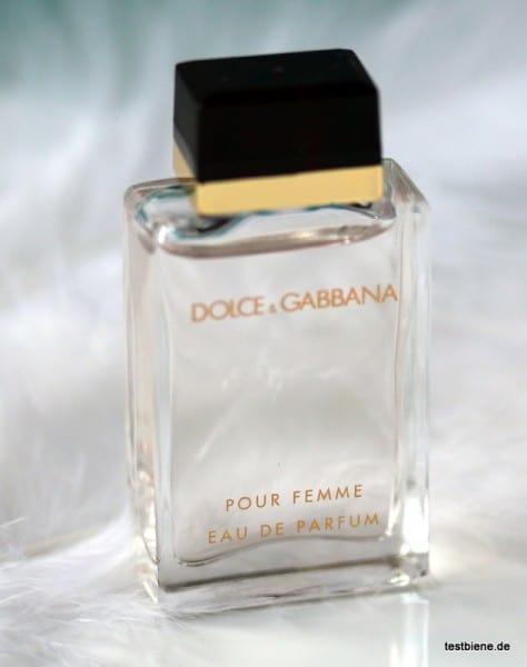 Dolce & Gabbana Pour Femme EdP (4,5ml / 11,32€)