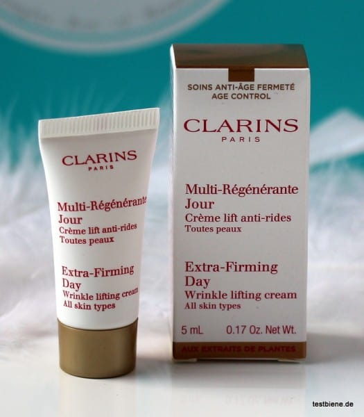 Clarins Extra-Firming Day (5ml/6,99€)