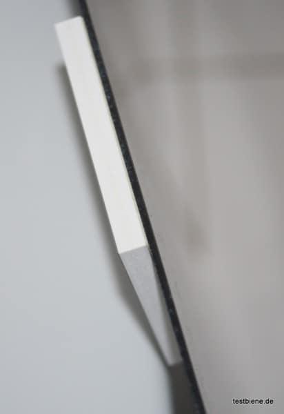 3mm Acrylglas mit Aufhängung
