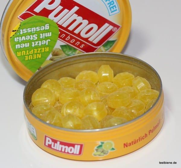 Pulmoll Ingwer-Zitrone