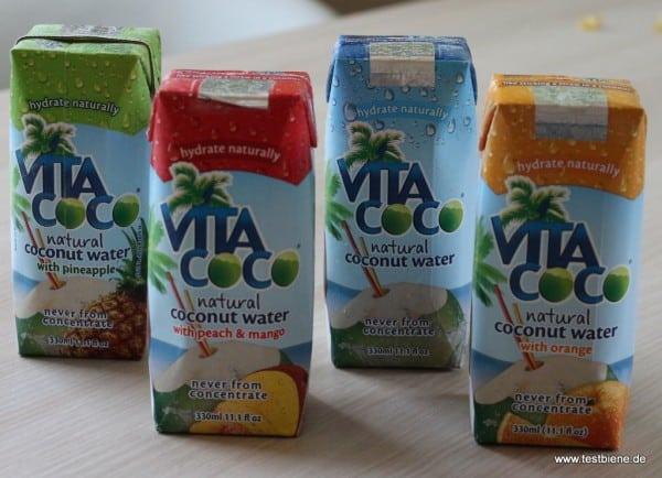 Vita Coco Kokosnusswasser