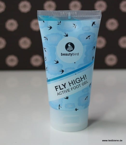 Beautybird Fly High Foot Gel ( 75ml/9€)