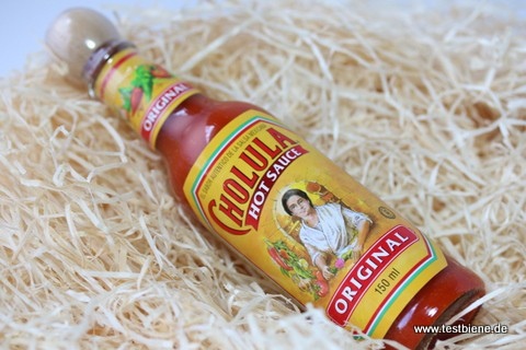 Cholula Hot Sauce Original (3,79€)