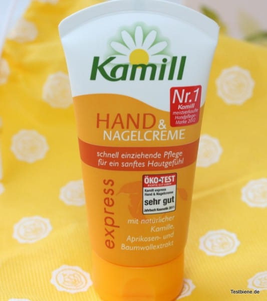Kamill Hand&Nagelcreme Express (75ml/1,69€)