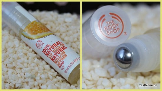 The Body Shop Natural Lip on(10ml/4€)