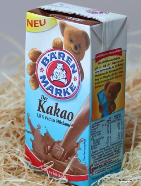Bärenmarke Kakao (500ml/0,89€)