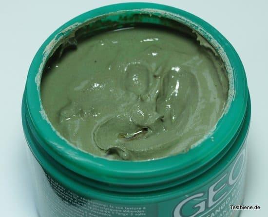 GEOMAR Meeralgen Fango - eine grüne, tonartige Masse