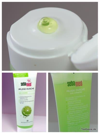 Sebamed Pflege-Dusche (250ml / 3,49€)